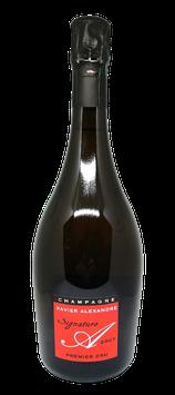 """Champagne X. Alexandre Signature """"A"""" Brut 1er Cru Millésime"""