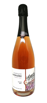 A. Bergère - Brut Rosé