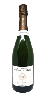 William Saintot Millésime 2012 Extra Brut 1er Cru