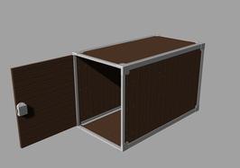 Ablage-Box (Links)