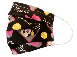 Mund-Nasen-Schutz Maske Minni Mouse
