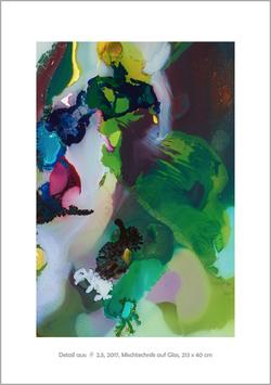 Kunstdruck: Detail aus 井 2.5/井 2.7  und   井 2.4/井 2.6