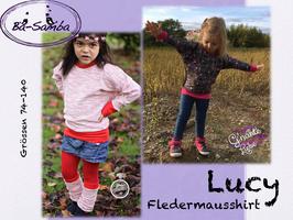 Lucy-Fledermausshirt