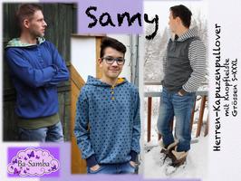 Samy - Herren Kapuzenpullover