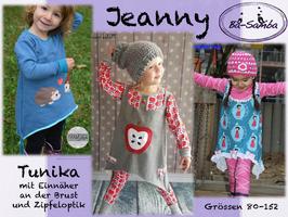 Jeanny-Tunika