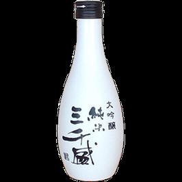 Michi Sakari (Junmai Ginjo) 30cℓ