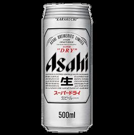 Beer ASAHI 50 cℓ / 33 cℓ
