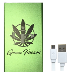 Green Passion Powerbank