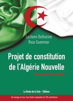 Projet de constitution de l'Algérie nouvelle