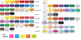 Zusatzfarbe gegen Aufpreis