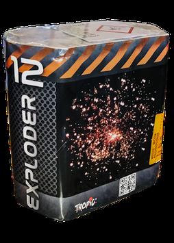 Tropic Exploder 12 13-Schuss-Batterie