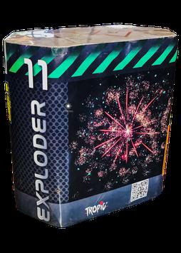Tropic Exploder 11 13-Schuss-Batterie