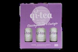 qi-tea sanft - 6 Flaschen