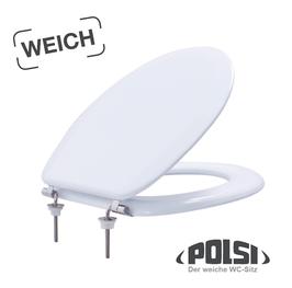 Polsi WC-Sitz, weiß