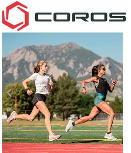 COROS PACE 2