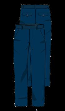 Pantalón uniforme infantil Sarga