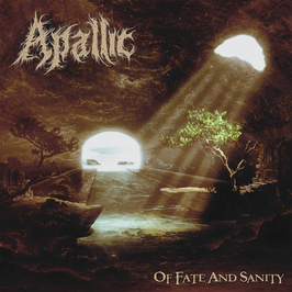 Apallic - Of Fate And Sanity CD