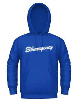 """Sweatshirt """"Elbmergency"""""""