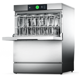 Gläserspülmaschine HOBART PREMAX GPCROI-10B mit integrieter Osmoseanlage