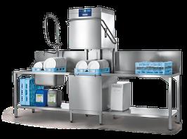 Korbdurchschubmaschine HOBART PROFI AMXS-10B - mit interner Wasserenthärtung - NEU