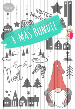 x-mas-bundle [30+] {plottervorlage}