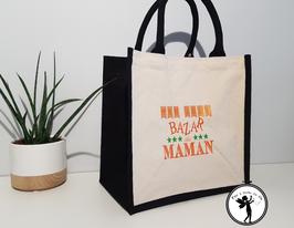 "Cabas ""Mon joli bazar de Maman"""