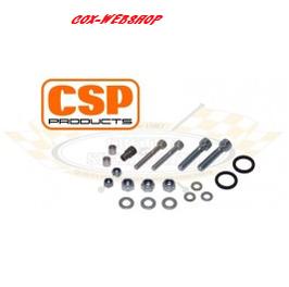 kit visserie de plaque de shuntage de radiateur d'huile CSP