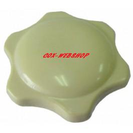 bouton de commande de chauffage coccinelle 52->7/64 IVOIRE