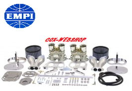 Kit carburateurs complet HPMX (avec pipes, filtres, tringlerie et cornets)