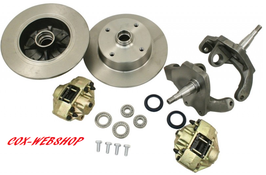 Kit frein à disques avant pour coccinelle 1200-1300