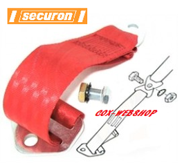 extension de ceinture rouge