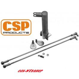 Tringlerie CSP à pivot central pour carbus IDF/HPMX