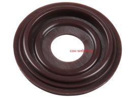 Rondelle plastique marron sous manivelle de lève vitre