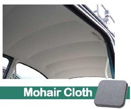 Ciel de toit en MOHAIR pour coccinelle de 64->67