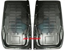 Quart de plancher arrière cox 1200 08/73-> (avec rails)