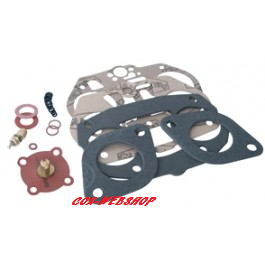 kit réparation pour 1 carburateur Dellorto 36/40 DRLA