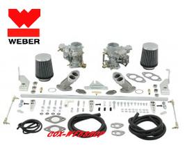 Kit complet carburateur weber 34 ICT pour moteur D/A