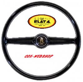 Volant pour combi split<-67 FLAT 4 (vendu sans bouton de klaxon)