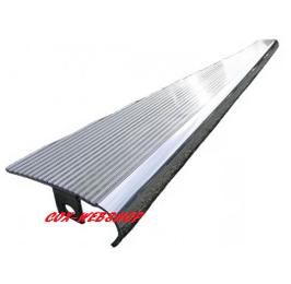 Set de 2 marchepieds en aluminium polis
