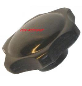 Bouton de commande de chauffage pour combi split de 52->64 noir