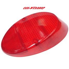 Glace de feu arrière rouge 8/61->7/67 et 1200 <-7/73 (sans marquage CE)