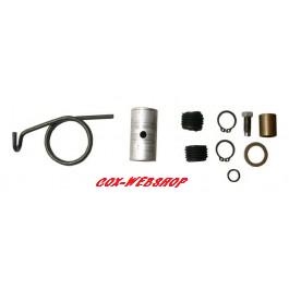 Kit de montage comme origine pour fourchette diam 16mm
