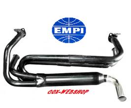 échappement sport EMPI pour moteurs T1 (entre-axe ajustable)