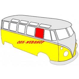 Vitre de porte avant gauche ou droite fixe pour combi split