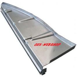 Tôle triangulaire compartiment moteur cox 61->66