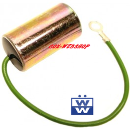 Condensateur pour allumeur à tête large 61->64 diam 90mm (se monte dans l'allumeur)