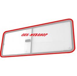 joint de vitre latéral coulissante gauche ou droit 68->
