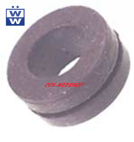 Joint de passage de câble de compteur dans le plancher pour combi split