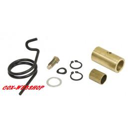 Kit de montage bronze pour fourchette diam 16mm