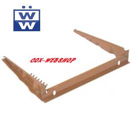 Rail de siège gauche ou droit cox 56->70 rail en L
